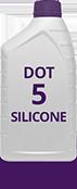 DOT 5 Silicone